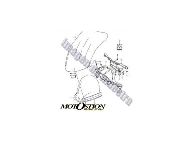 sistema electrico completo bmw k 1200 rs 1200 1997