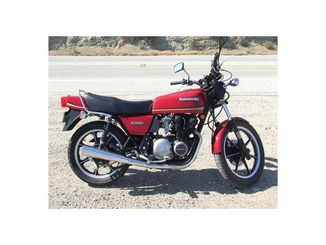 Rueda delantera KAWASAKI KZ 400 1980-1985 motodesguace