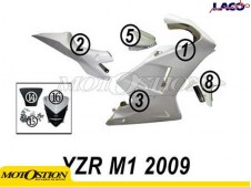 Kit carenados competicion lacomoto LACOMOTO YZR M1 1000 2009-2009