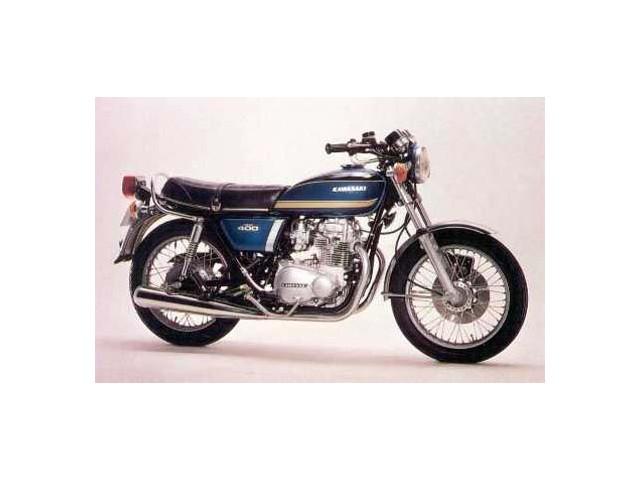 Recambio de moto usado Kawasaki kz 400 1980-1985