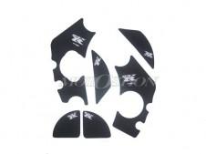 Protector chasis negro gsx1000r07 puig