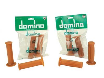 Puños Vintage Cafe Racer Domino