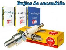 Bujías de encendido Nuevas Catálogo NGK
