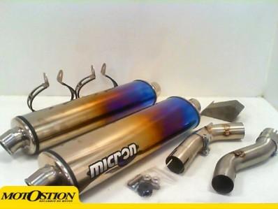 Pareja Silenciosos Nuevos Micron R1 2004