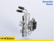 Carburador Polini CP Ø17\'5, cable con brida y tubo 90° (2011702) Carburadores Carburadores