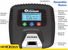 Cargador de batería Oxford Oximiser 900 EL571 Cargadores de bater?a Cargadores de bater?a