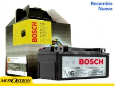 Batería Bosch YB7C-A Bater?as bosch Bater?as bosch