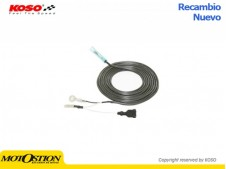 Cable cuenta Rpm KOSO tipo B BO001B00 Marcadores y sensores Marcadores y sensores