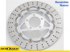 Disco de freno delantero derecho NISSIN SD-703 GSXR750/1100 88-95 Discos de freno nissin Discos de freno nissin
