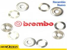 Casquillos de disco de freno para BMW Brembo 105.5776.15 Accesorios brembo Accesorios brembo