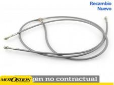 Latiguillo de freno de Acero Inoxidable trenzado 1230mm (HOFSM123) Accesorios beringer Accesorios beringer