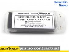 Kit de reparación para Pinza de freno de 6 pistones y 6 pastillas (KITREP6P6P) Accesorios beringer Accesorios beringer