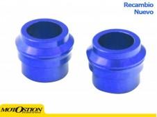 Casquillos de rueda delantera Vparts KTM/Husqvarna azul Casquillos separadores de rueda Casquillos separadores de rueda