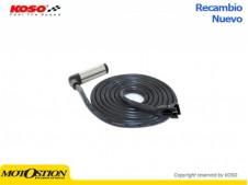 Cable captador de velocidad 1550 mm KOSO BF640004 Cables cuenta km Cables cuenta km