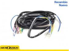 Cableado instalación eléctrica 144505 Vespa 90, SS90, PV125 (modelos sin intermitentes) Cableados / instalaciones completas Cabl
