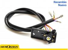 Mando de intermitencias VESPA 163132 PX80/125/150/200 (78-83) - 6 cable (12V) (mod. Sin bateria) Mandos de luces y conmutadores