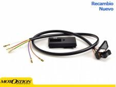Mando de intermitencias VESPA 215669 PX80, PX125, PX150, PX200 (since 1984) - 6 cable Mandos de luces y conmutadores Mandos de l