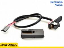 Mando de intermitencias 215968 Vespa PX80/125/150/200 (desde 1984) - 6 cable with multiple plug Mandos de luces y conmutadores M