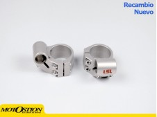 Abrazaderas de semimanillar Speed Match 43mm LSL 154RS43 Abrazaderas de semimanillar Abrazaderas de semimanillar