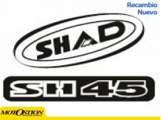 Adhesivos SHAD SH45 Recambios y accesorios Recambios y accesorios