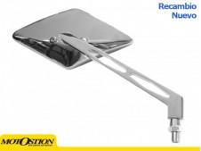 Espejo custom M10/125 dcho. Cromo Retrovisores universales Retrovisores universales