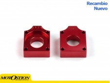 Tensores de eje trasero Honda Rojo Tensores de cadena Tensores de cadena
