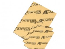 Hoja MEDIANA de cartón prensado 0,50 mm (195 x 475 mm) Artein VHMK000000050