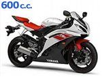 r6 r 600 cc 2008 - 2012