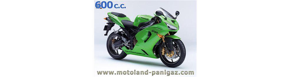 zx6r 600 - 636 cc 2005 - 2006