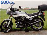 xj 600 1988- 1992