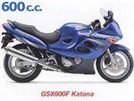 gsx 600 f 2000 - 2005