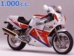 fzr 1000 1990-1991