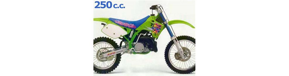 kx 250 1993-1993