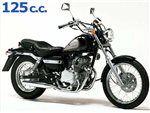 rebel 125 1995-2000