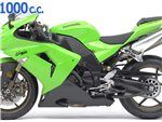 zx10 r 1000 cc 2006 - 2007