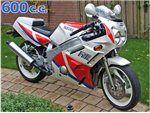 fzr 600 1989 - 1990