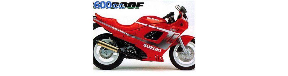 gsx 600 f 1991 - 1994