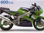 zx6 r 600 cc 1999 - 1999