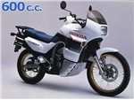 transalp 600 1987-1990