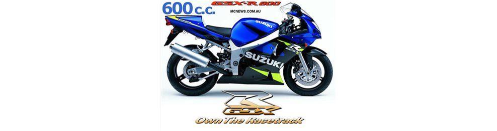 gsx 600 r 2001 - 2003