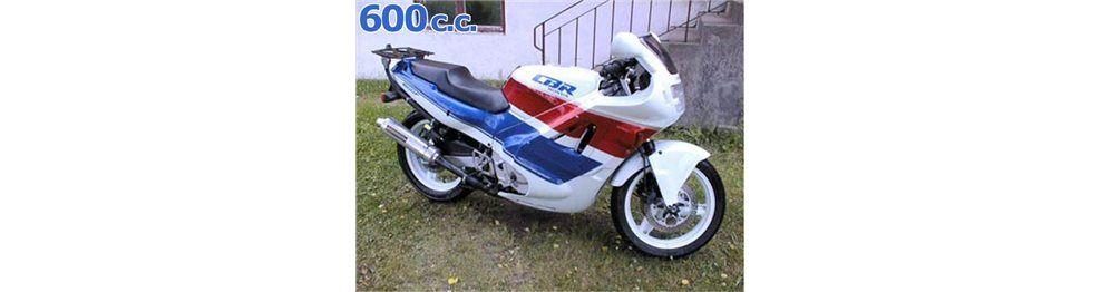 cbr 600 1987 - 1990