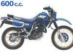 xt 600 1984-1989