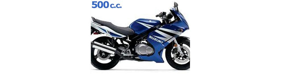 gs f 500 2002-2008