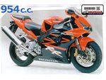 cbr 900 954 cc 2002 - 2004