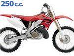 cr 250 2005-2006