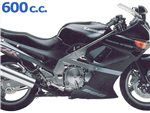 zzr 600 1990-1993