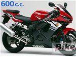 r6 600 cc 2003 - 2004