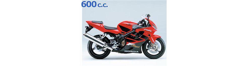 cbr s 600 2001-2004