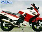 gpx 750 1986-1990