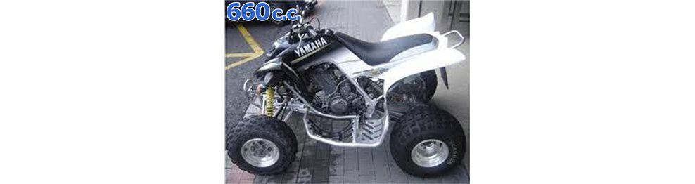 raptor 660 2001-2004